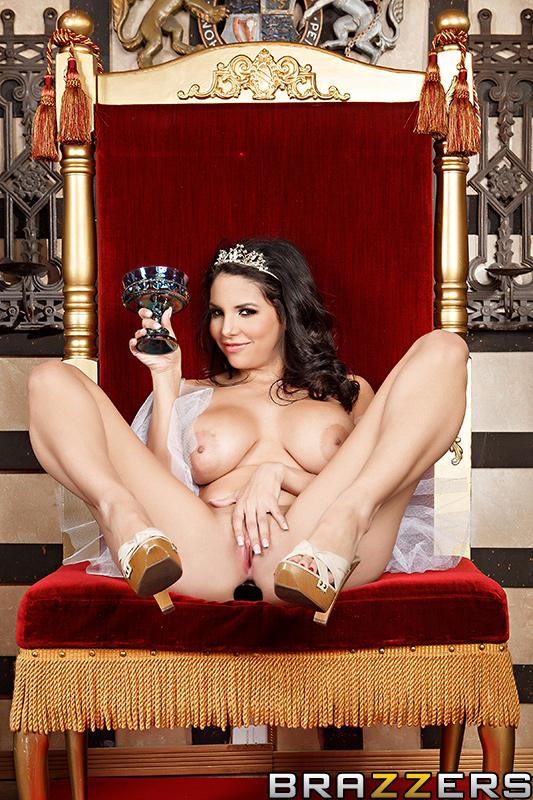 Королева в порнофильме