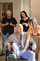 Daisy Haze Pictures in Cock Hungry Caregiver