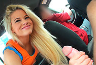 Riding Cock for Cab Fare Sex Video With Jessa Rhodes
