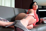Real Thick and Juicy Sex Video With Ilona Fox