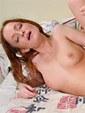 Sexy Teen Red Head