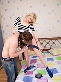 Innocent teen banged