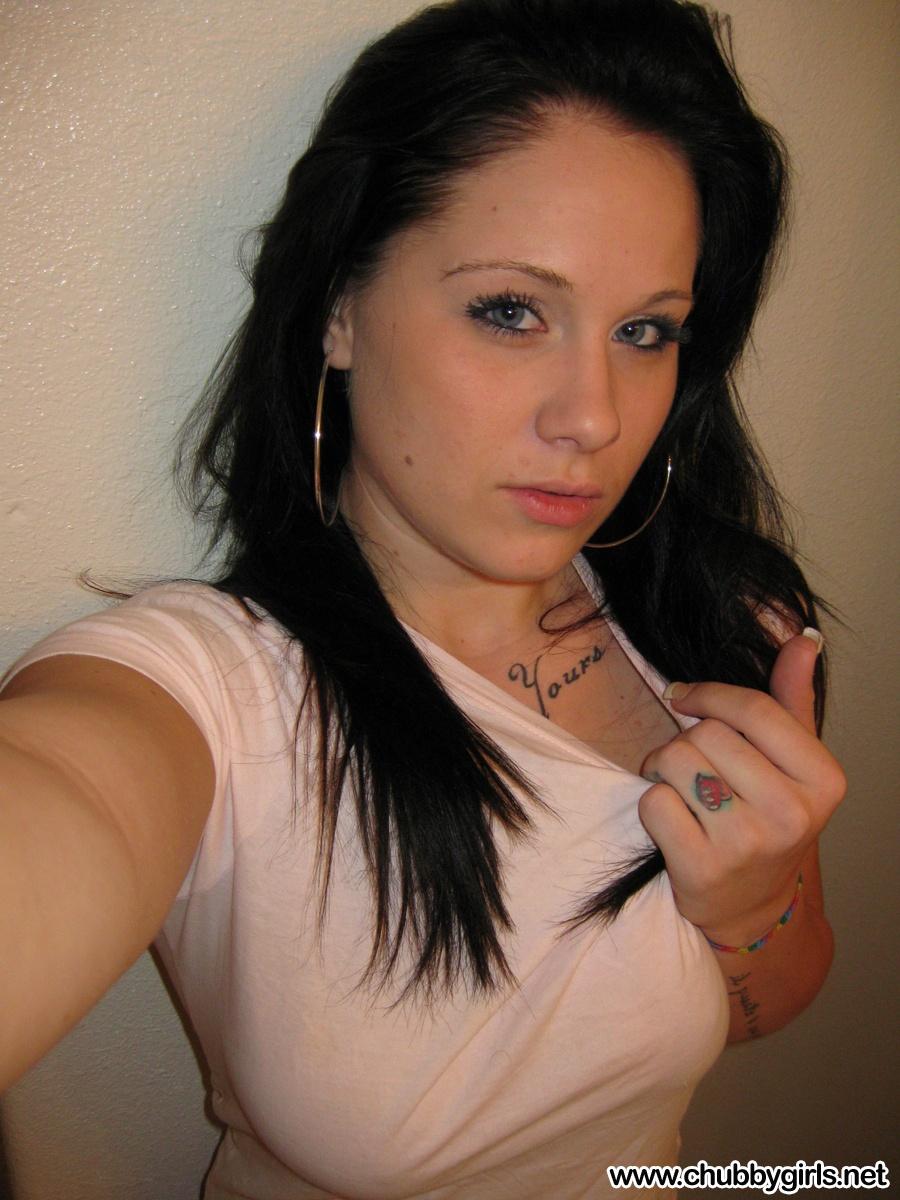 My chubby ex girlfriend