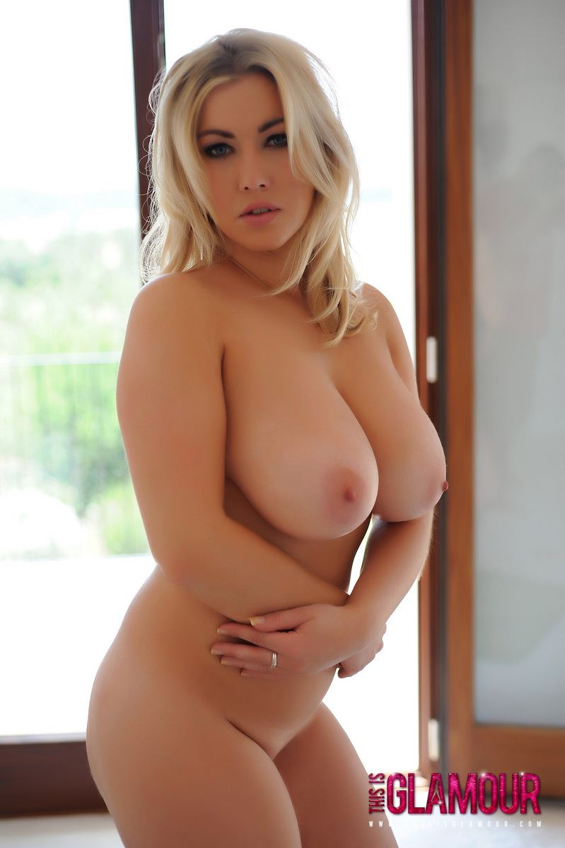 Lyla Ashby Slips Out Of Her Bra And Panties And Shows Off Her