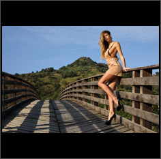 CLAUDIA: ON THE BRIDGE